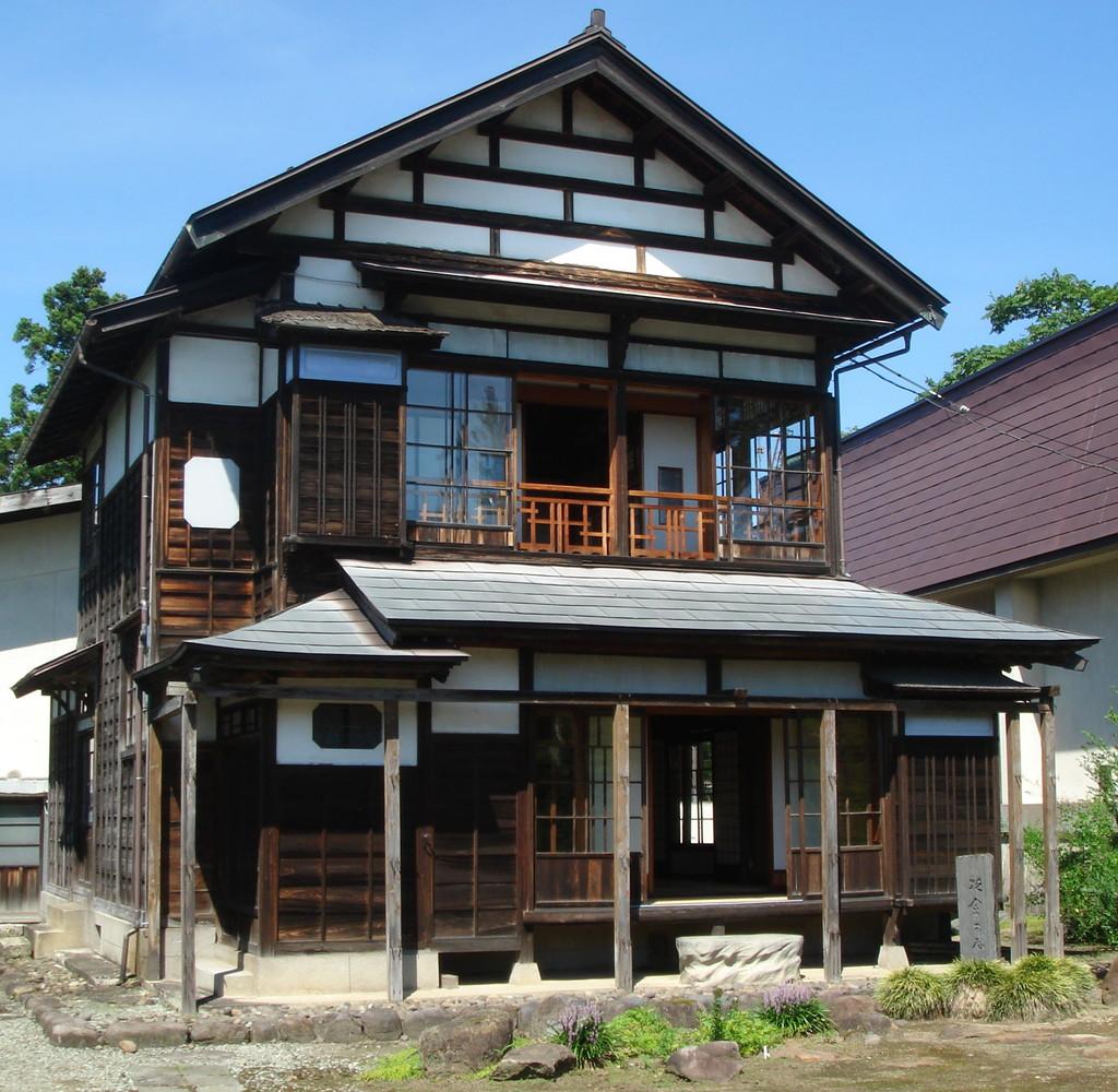 大石田町立歴史民俗資料館 聴禽書屋