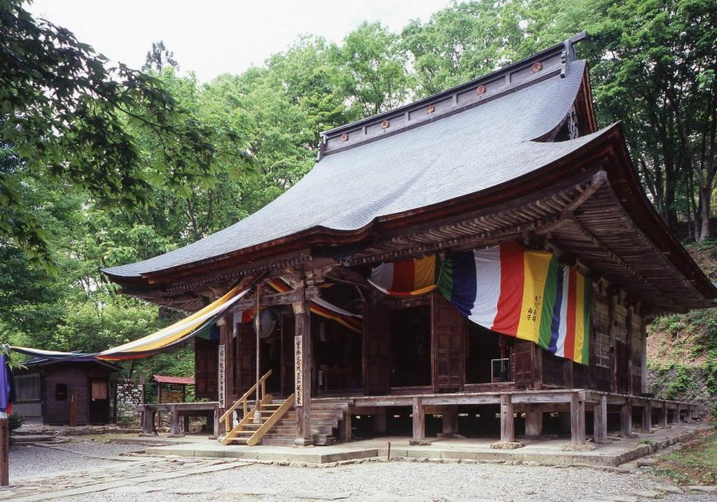 若松寺観音堂1